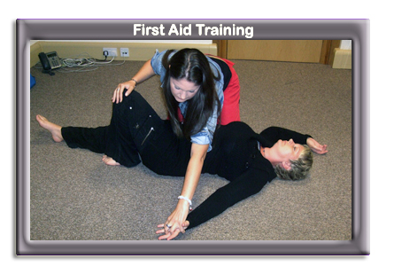 Click here to find out more about our First Aid courses